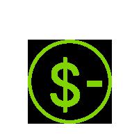 Low Transaction Fee